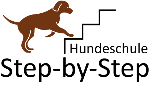 Hundeschule Step-by-Step Logo